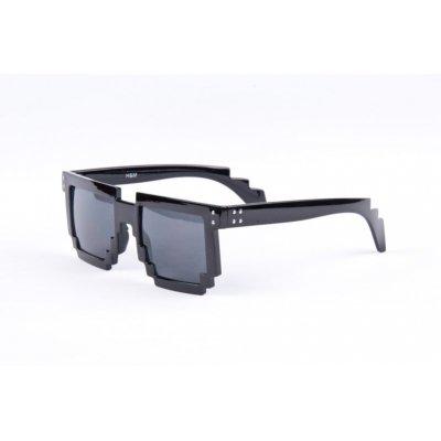 Okuliare - Packman BLACK