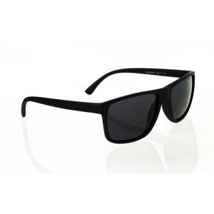 Slnečné okuliare Blue Light Modern Nice Wayfarer Style BLACK - matné