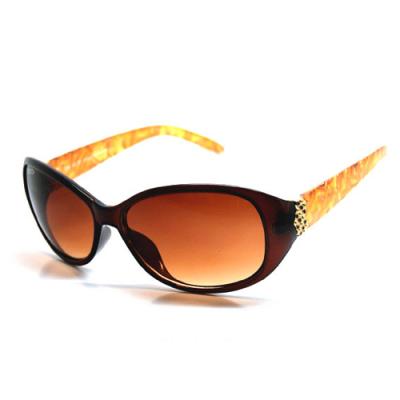 Dámske slnečné okuliare Sapphire hnedé