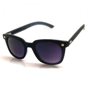 Dámske slnečné okuliare Leather čierne