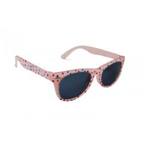 Detské polarizačné okuliare Stars - Pink