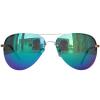 Slnečné okuliare Michigan blue&green