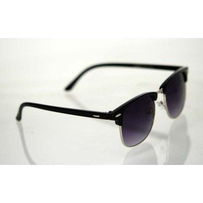 Slnečné okuliare Clubmaster BEN čierne