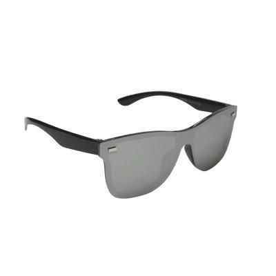 Slnečné okuliare Wayfarer full glass silver