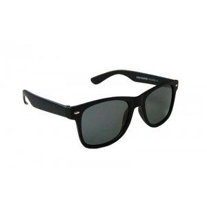 Polarizačné okuliare Wayfarer Black matné