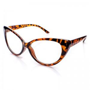 Dámske slnečné okuliare Cat číre