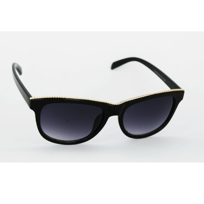 Dámske slnečné okuliare Teep čierne a06a687e759