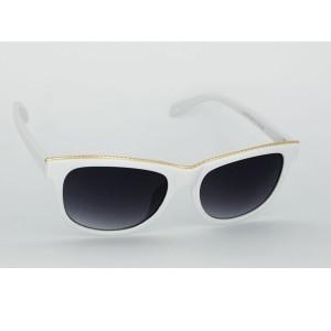 Dámske slnečné okuliare Teep biele