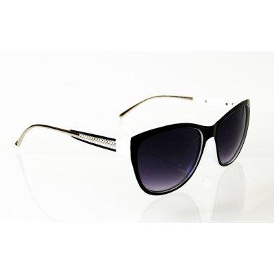 Dámske okuliare Diamonds Line WHITE&BLACK
