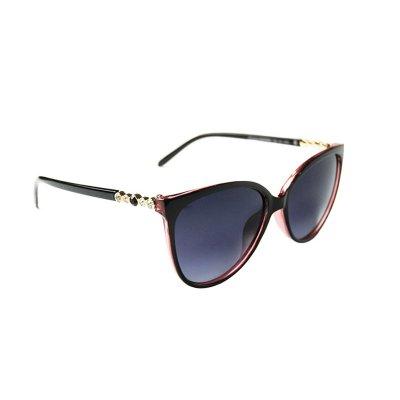Dámske polarizačné okulia Diamond BLACK&PINK