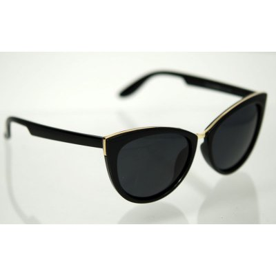 Dámske polarizačné okuliare Cat Black