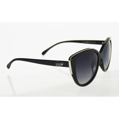 Dámske polarizačné okuliare CUTE BLACK