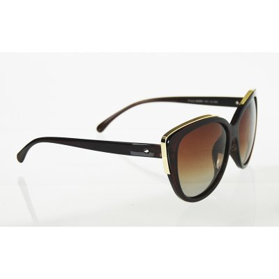 Dámske polarizačné okuliare CUTE BROWN