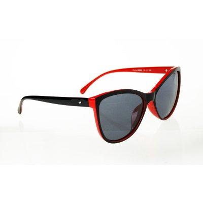 Dámske polarizačné okuliare Dark RED&BLACK