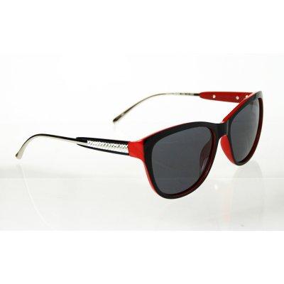 Dámske polarizačné okuliare Diamonds Line RED&BLACK