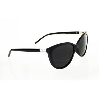 Dámske polarizačné okuliare Four Diamonds BLACK