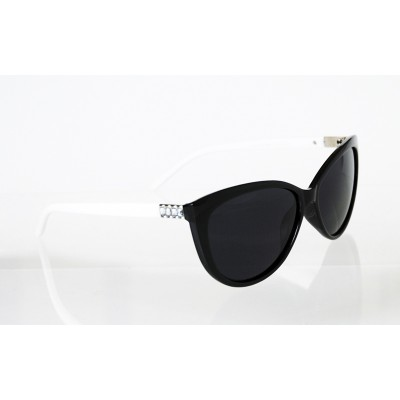 Dámske polarizačné okuliare Four Diamonds BLACK&WHITE