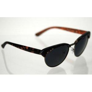 Dámske polarizačné okuliare NEW Clubmaster Tiger ORANGE&BLACK