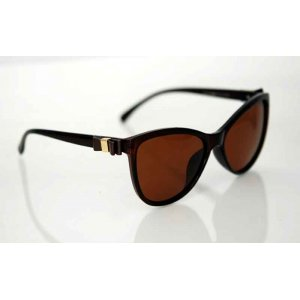 Dámske polarizačné okuliare Ribbon BROWN