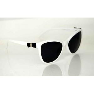 Dámske polarizačné okuliare Ribbon WHITE