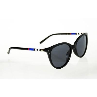 Dámske polarizačné okuliare Roll Style BLACK