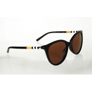 Dámske polarizačné okuliare Roll Style BROWN