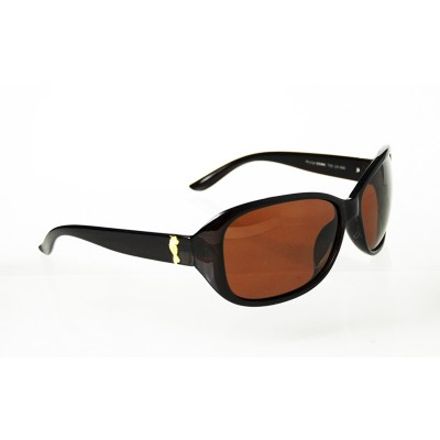 Dámske polarizačné okuliare Rope Gold BROWN