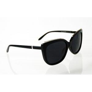 Dámske polarizačné okuliare silver line BLACK