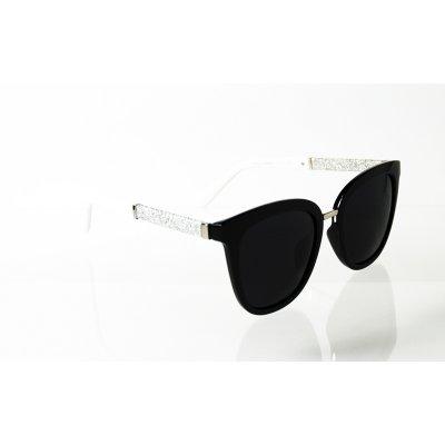 Dámske polarizačné okuliare Sparkles SILVER
