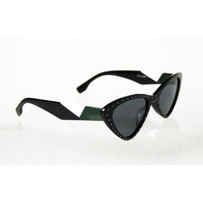Dámske polarizačné okuliare Spots BLACK