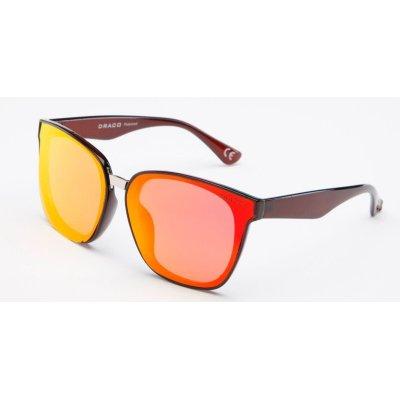 Dámske polarizačné okuliare Sunny Style RED