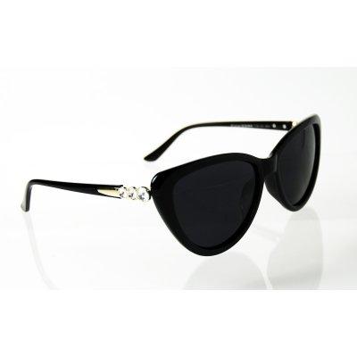 Dámske polarizačné okuliare Three Diamonds BLACK