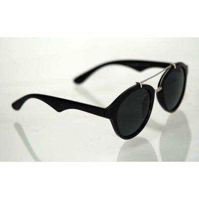 Dámske polarizačné slnečné okuliare silver LINE BLACK