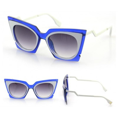 Dámske slnečné okuliare Milano modré