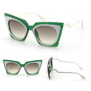 Dámske slnečné okuliare Milano zelené