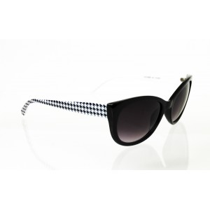 Dámske slnečné okuliare Bat BLACK&WHITE