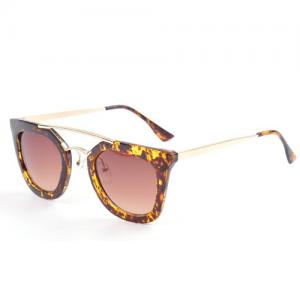 Dámske slnečné okuliare Bond Tiger hnedé