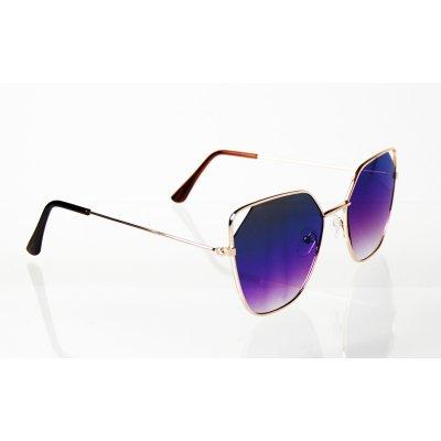 Dámske slnečné okuliare Candy rainbow GOLD
