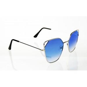 Dámske slnečné okuliare Candy rainbow SILVER