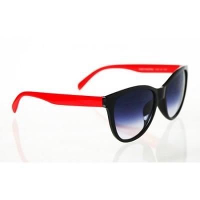 Dámske slnečné okuliare cat červené
