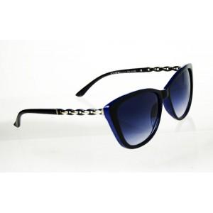 Dámske slnečné okuliare Chain BLACK&BLUE