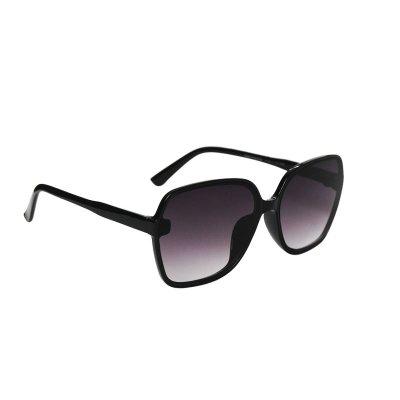 Dámske slnečné okuliare Clasc Big Look BLACK