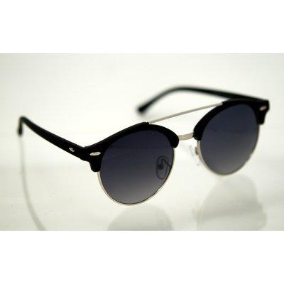 Dámske slnečné okuliare CLUBMASTER COURTNEY BLACK MATT