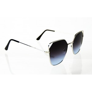 Dámske slnečné okuliare Corner SILVER