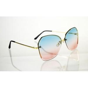 Dámske slnečné okuliare Crystal Glas color GOLD