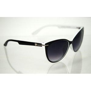 Dámske slnečné okuliare EMMA White BLACK