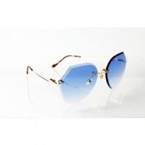 Dámske slnečné okuliare Exclusive Crystal BLUE