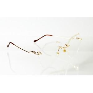 Dámske slnečné okuliare Exclusive Crystal TRANSPARENT