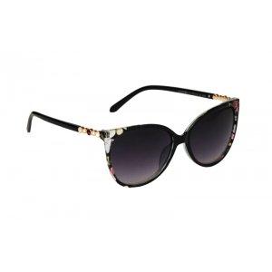 Dámske slnečné okuliare Five Diamonds Folowers BLACK