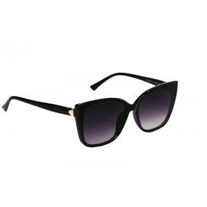 Dámske slnečné okuliare Gauzy Gold BLACK